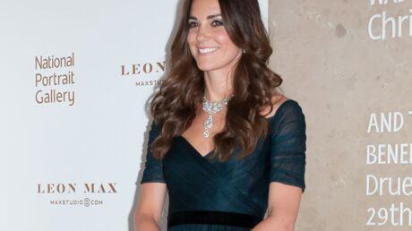 PHOTOS Sublime, Kate Middleton porte un des plus beaux colliers de la Couronne