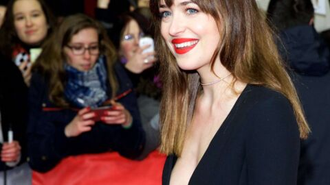 PHOTOS 50 nuances de Grey : la scène la plus hot de Dakota Johnson, c'était peut-être hier soir
