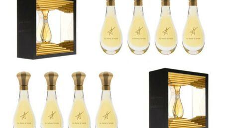 Rêverie parfumée signée Arielle Dombasle et Mauboussin
