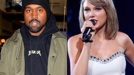 Kanye West: la guerre est relancée avec Taylor Swift!