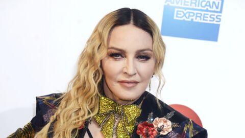 PHOTO Madonna: malgré les critiques, elle affiche son bonheur de maman sur Instagram