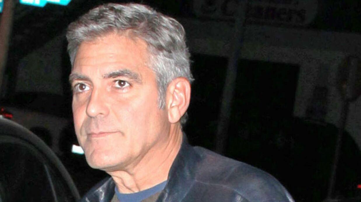 George Clooney va se faire hospitaliser