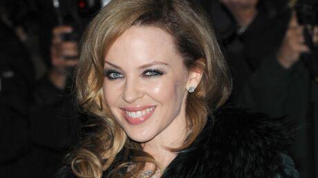 Kylie Minogue félicite Olivier Martinez et Halle Berry