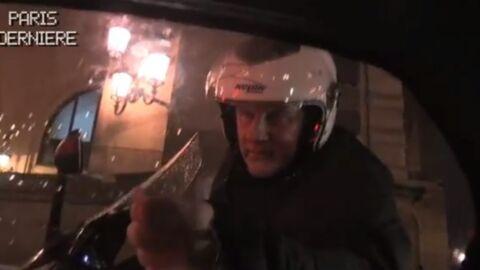 VIDEO Gérard Depardieu surpris à Paris par une actrice porno
