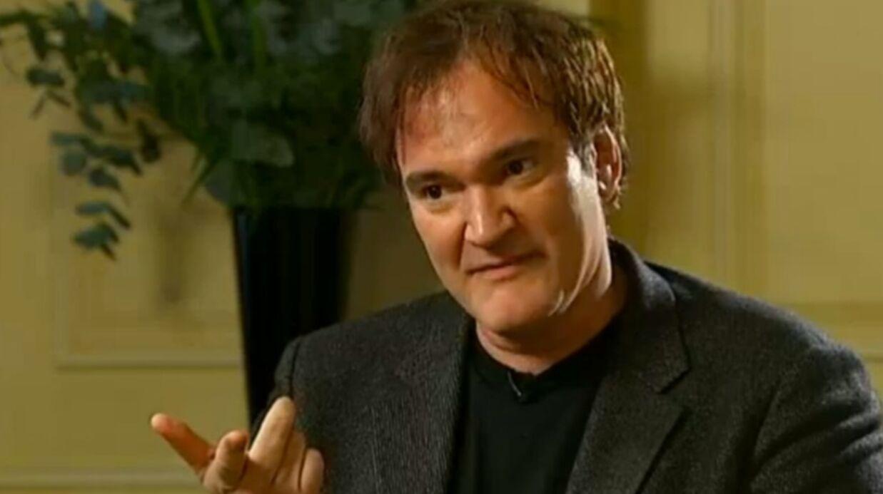 VIDEO La violente dispute de Quentin Tarantino avec un journaliste