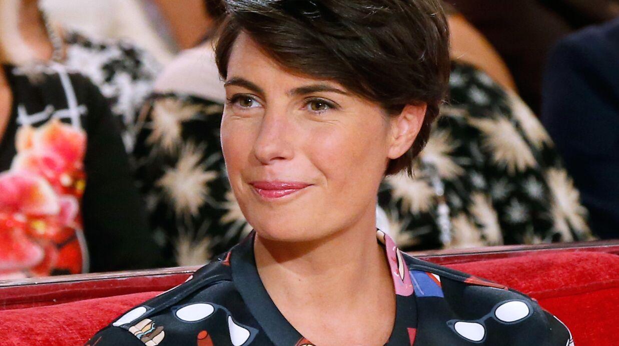 Alessandra Sublet est très fière du canular de Nicolas Bedos sur Valérie Trierweiler