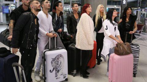 PHOTOS Les candidats des Anges 7 partent pour le Brésil