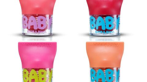 Gemey Maybelline réinvente ses Baby Lips