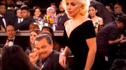 Golden Globes: Leonardo DiCaprio explique pourquoi il a été effrayé par Lady Gaga