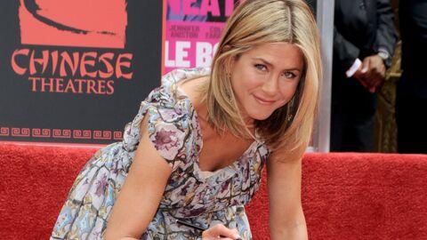 VIDEO Jennifer Aniston revient sur sa rupture avec Brad Pitt
