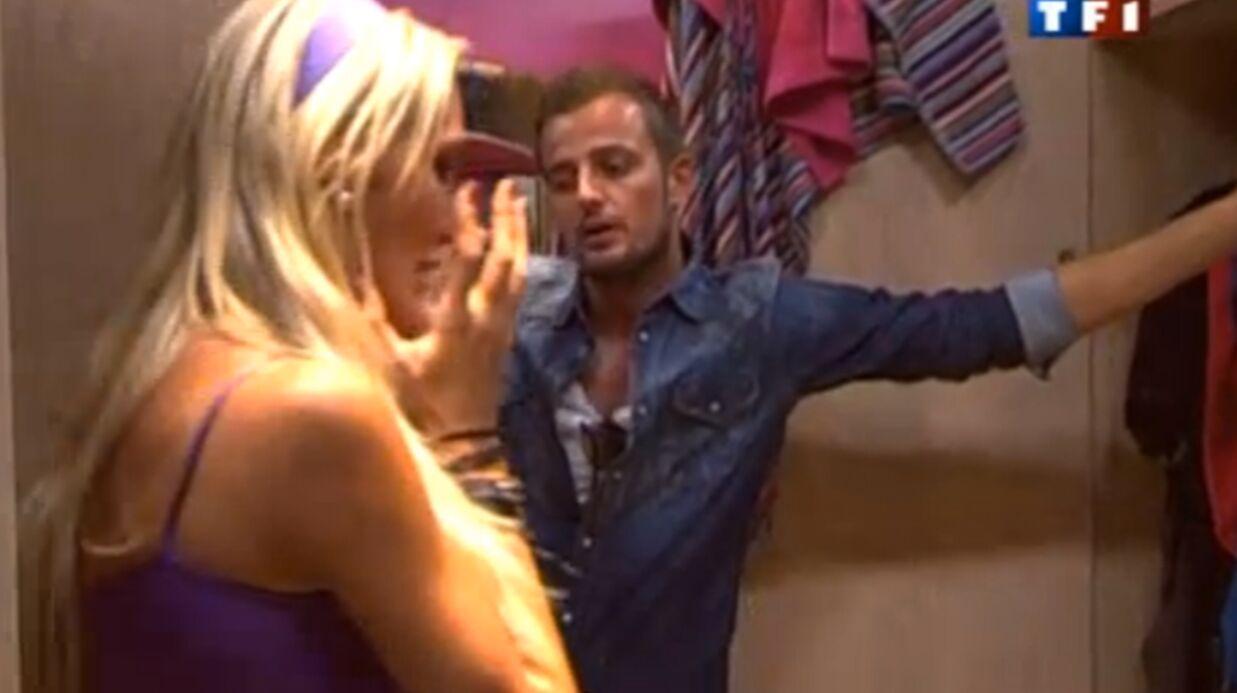 VIDEO Secret Story 5: Marie craque, Geoffrey s'en moque