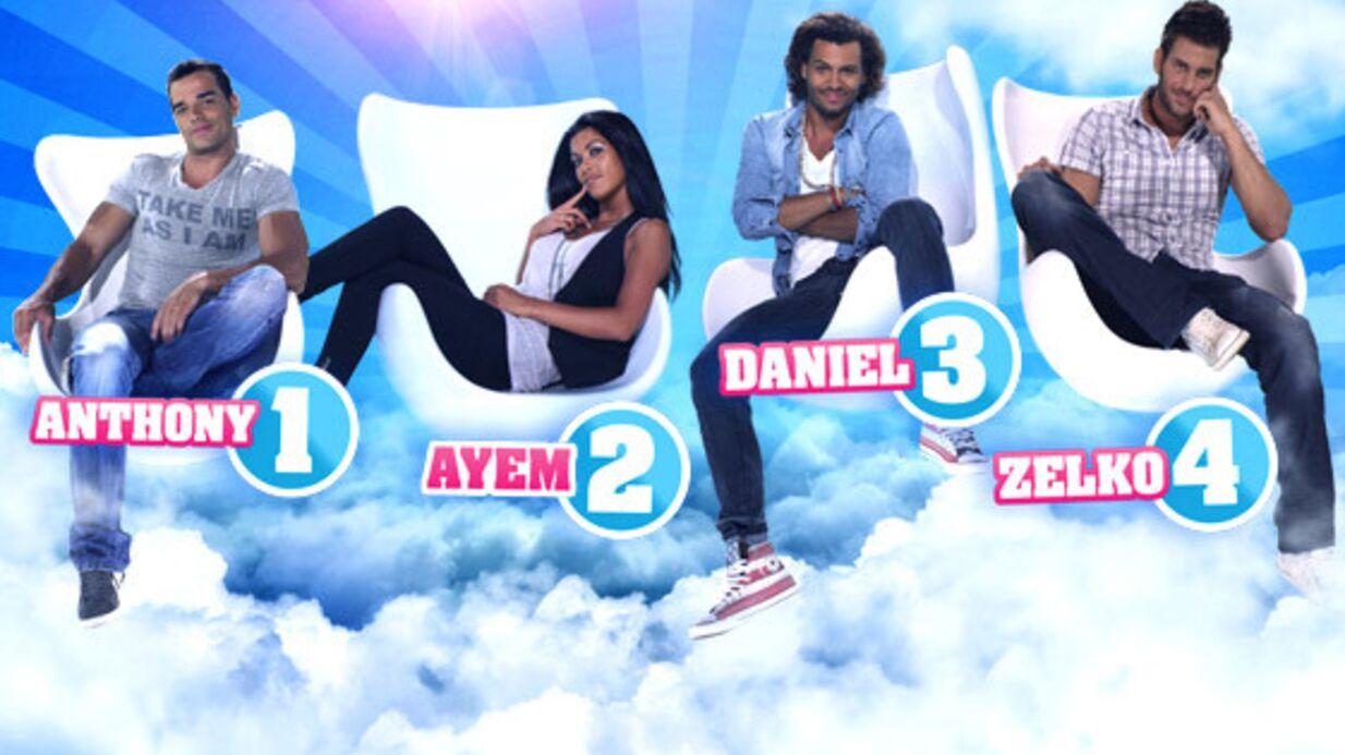 Secret Story 5: Zeljko, Daniel et Anthony nominés avec Ayem