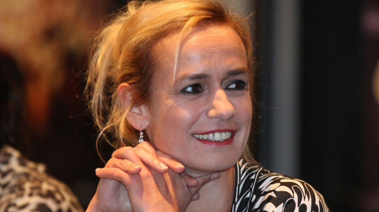 Sandrine Bonnaire dans l'équipe de campagne de Martine Aubry