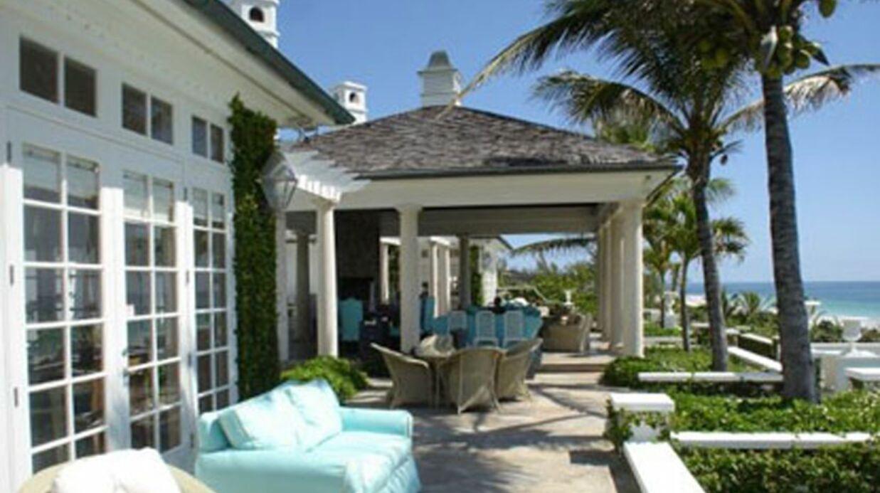 PHOTOS Mariah Carey vend la maison où elle s'est mariée