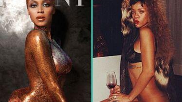 Exclu! Rihanna habillée… [Photos]