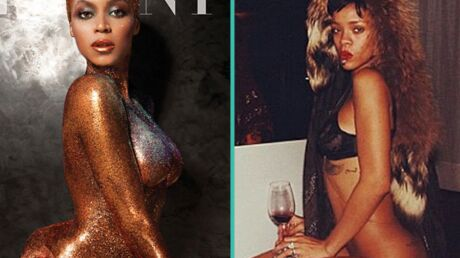 Rihanna / Beyoncé: l'exhib-battle