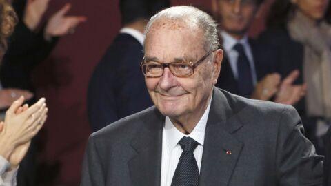 Jacques Chirac: aidé d'une canne, il a enfin visité le musée du Quai Branly