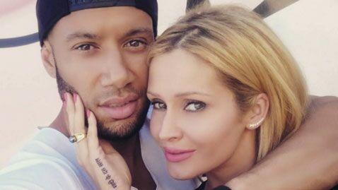 Découvrez le tatouage de Tatiana et Xavier Delarue pour leurs 10 ans de mariage