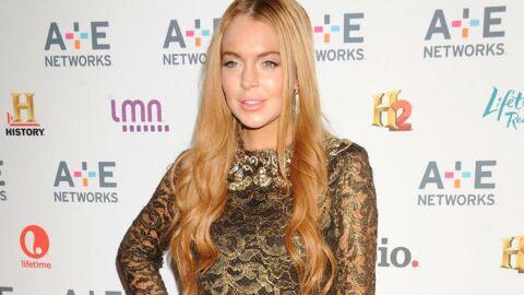 Lindsay Lohan aurait menti à la police après son accident