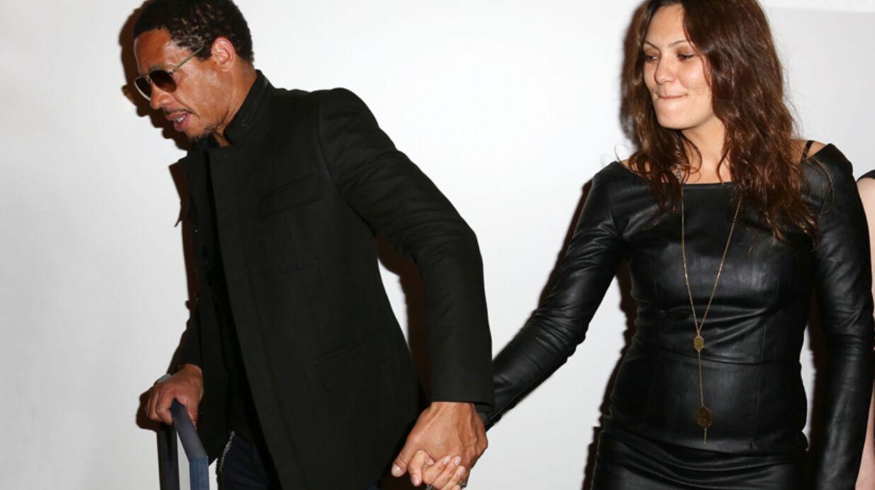 PHOTOS JoeyStarr amoureux au prix Romy Schneider – Patrick Dewaere