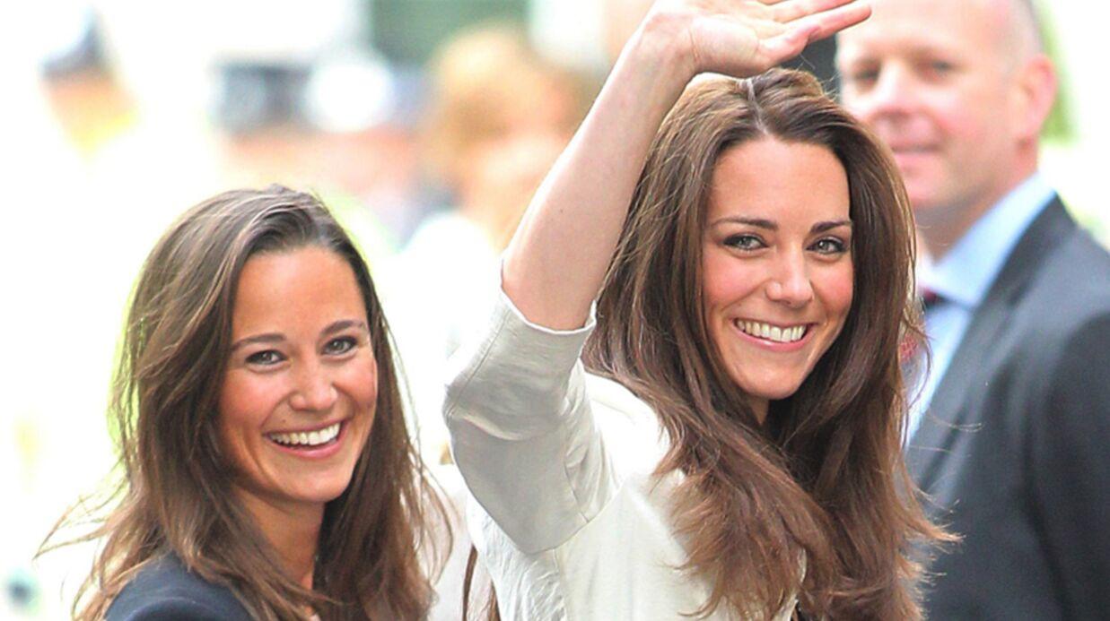 Kate Middleton aimerait trouver un mec à Pippa