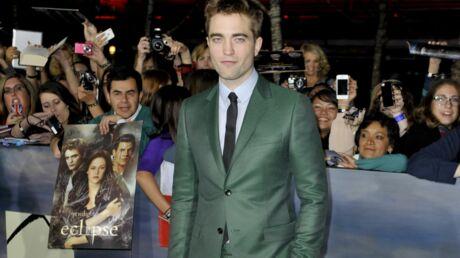 Robert Pattinson devient égérie d'un parfum Dior