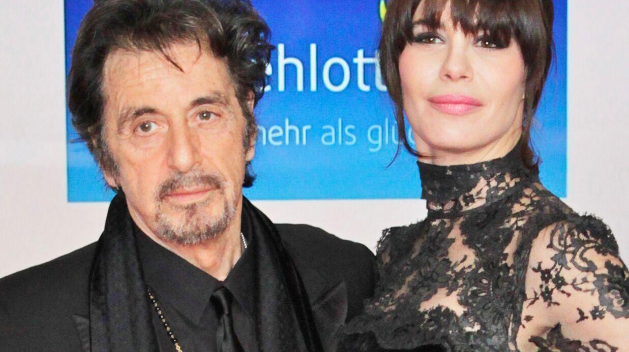 Al Pacino et Lucila Sola viennent de rompre