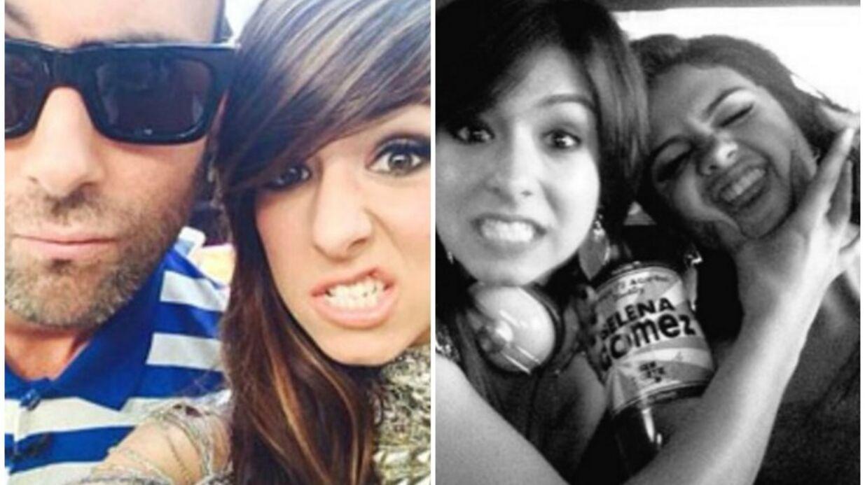 PHOTOS Selena Gomez et Adam Levine rendent hommage à une chanteuse de The Voice, tuée à Orlando