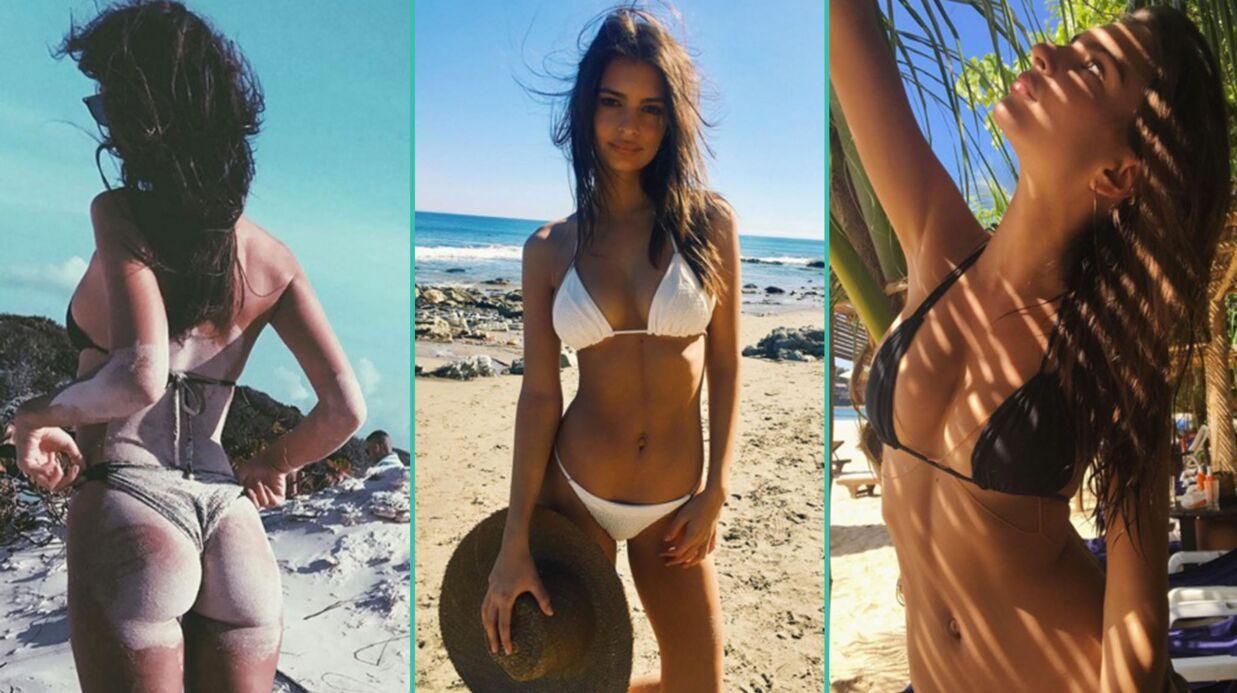 PHOTOS Emily Ratajkowski: retour en images sur son amour pour les bikinis ultra sexy