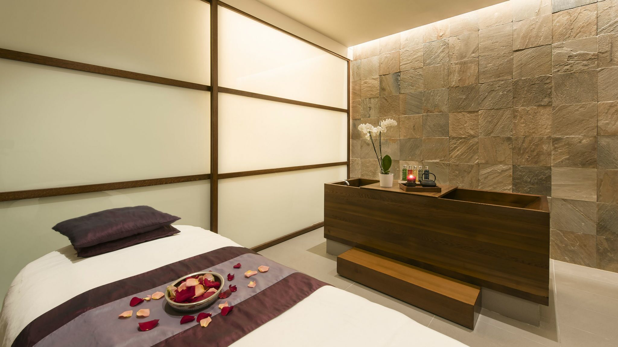 On A Teste Le Soin Massage Detox Ventre Udarabhyanga Au Spa Cinq