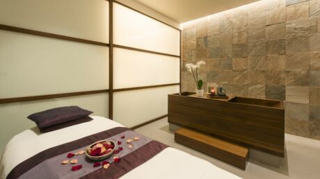 On a testé le soin-massage détox ventre Udarabhyanga au Spa Cinq Mondes