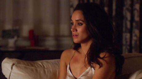 PHOTOS Meghan Markle sexy: les scènes hot de la compagne du prince Harry dans ses séries télé