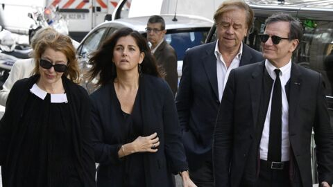 Obsèques de Jean-Marc Thibault: de nombreux acteurs sont venus lui dire adieu