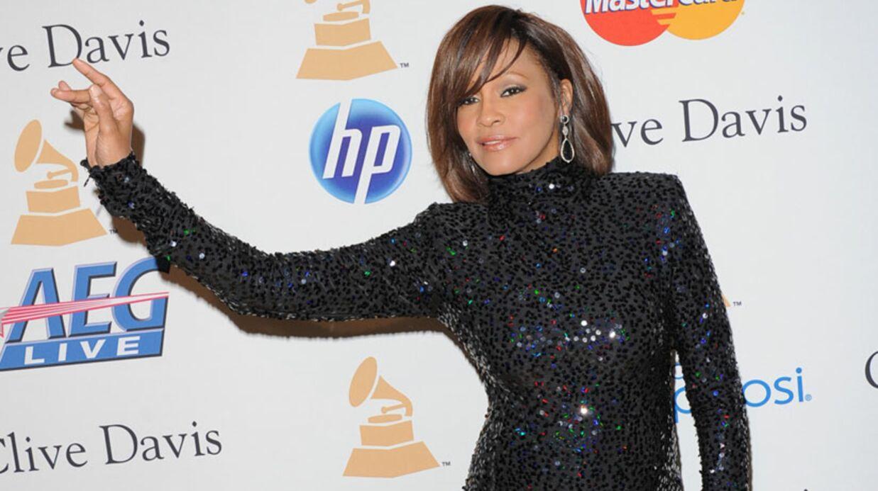 Whitney Houston: sa famille dans une émission de télé