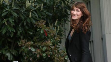 Carla Bruni a adoré son rôle de première dame