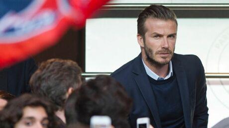 David Beckham: Paris, c'est fini?