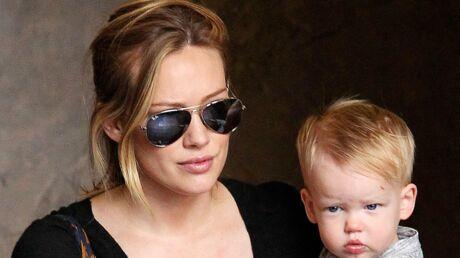 Hilary Duff: être mère n'est pas si facile