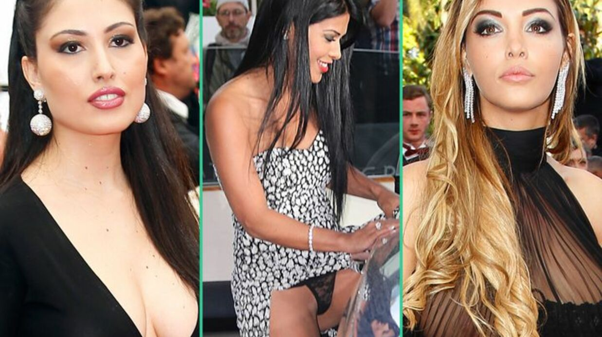 DIAPO Les moments les plus sexy du Festi­val de Cannes 2014