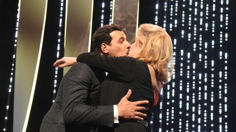 Cannes 2016: une cérémonie d'ouverture sur un baiser de Catherine Deneuve