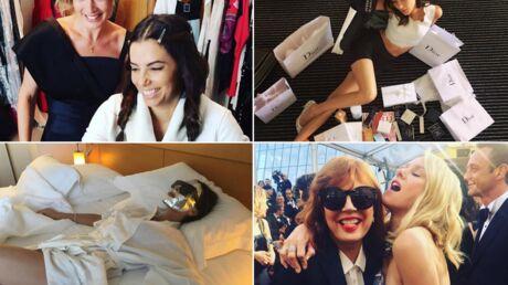 Cannes 2016 – Victoria Beckham, Eva Longoria, Blake Lively… Le festival vu par les stars sur Instagram