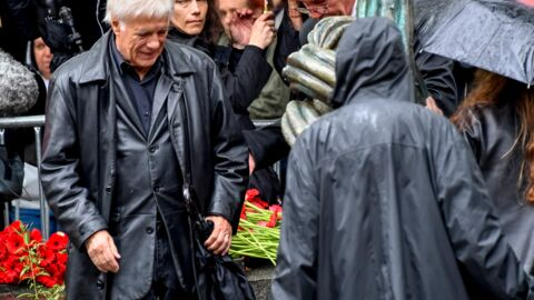 Obsèques de Siné: Guy Bedos, Philippe Geluck… ses proches réunis pour un dernier adieu