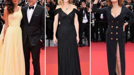 PHOTOS Cannes 2016: Amal Clooney et Julia Roberts enflamment le tapis rouge, Susan Sarandon TRES décolletée