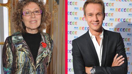 Eurovision 2012: Mireille Dumas et Cyril Féraud au micro