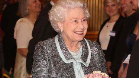 DIAPO La première sortie officielle d'Elizabeth II depuis son hospitalisation