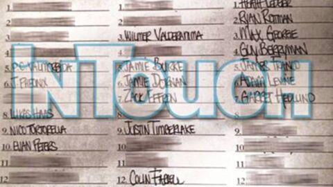 Lindsay Lohan dévoile la surprenante liste de ses amants, Hollywood tremble