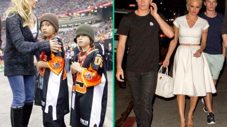 PHOTOS Les fils de Pamela Anderson ont sacrément changé!