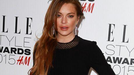 PHOTOS Lindsay Lohan grossièrement retouchée!