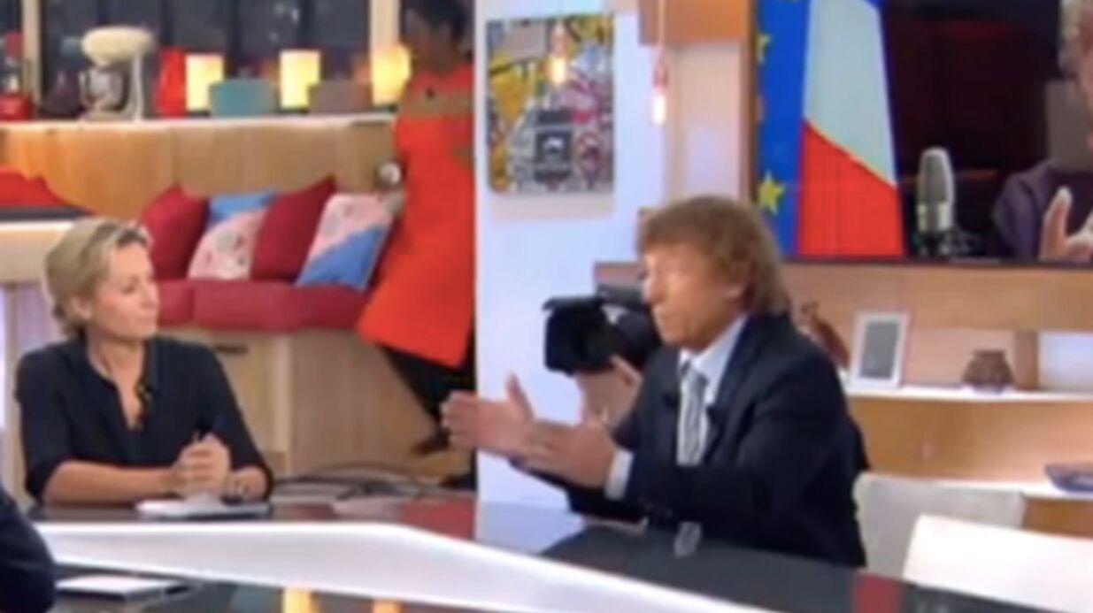VIDEO Jean-Pierre Mélia (Pékin Express) président en 2017?
