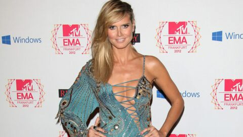 DIAPO Les huit looks d'Heidi Klum pour les MTV EMA 2012