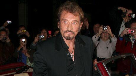 Johnny Hallyday ne boit plus d'alcool depuis trois ans
